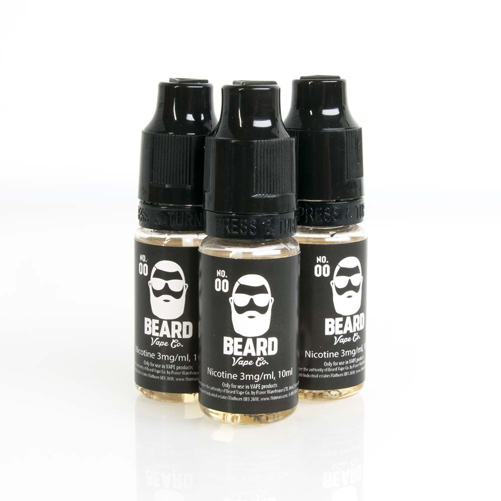 Beard Vape No. 00 ejuice