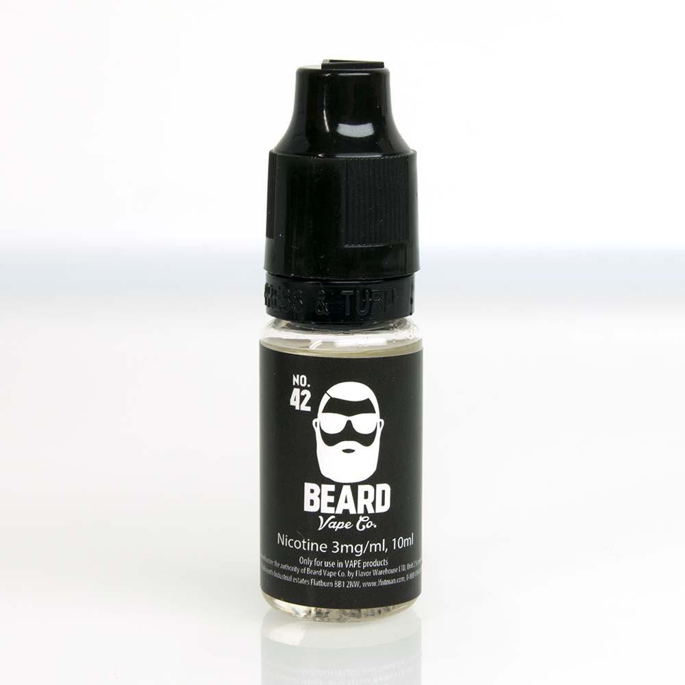 Beard Vape No. 42 e juice