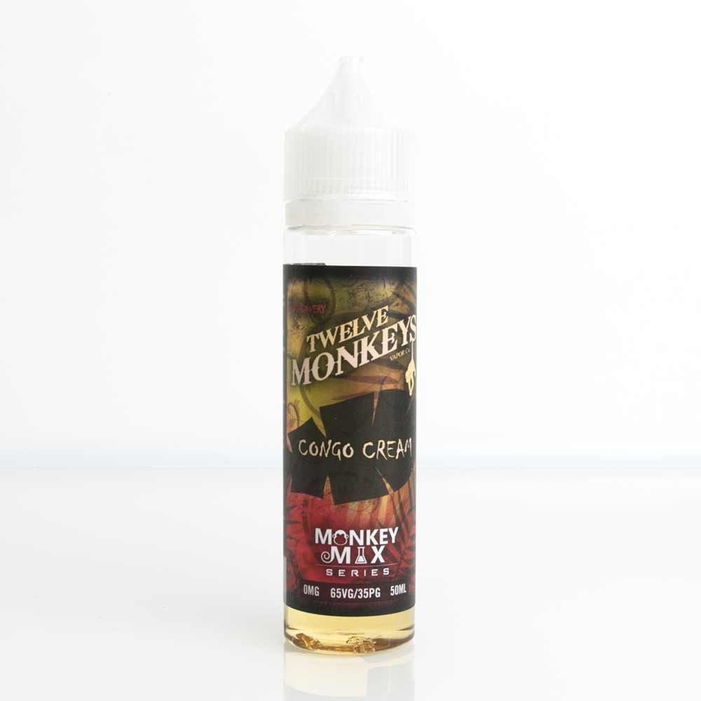 12 Twelve Monkeys congo cream