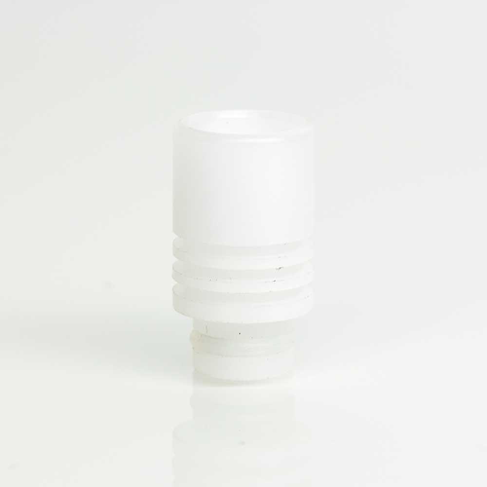 510 Delrin Plastic Drip Tips white