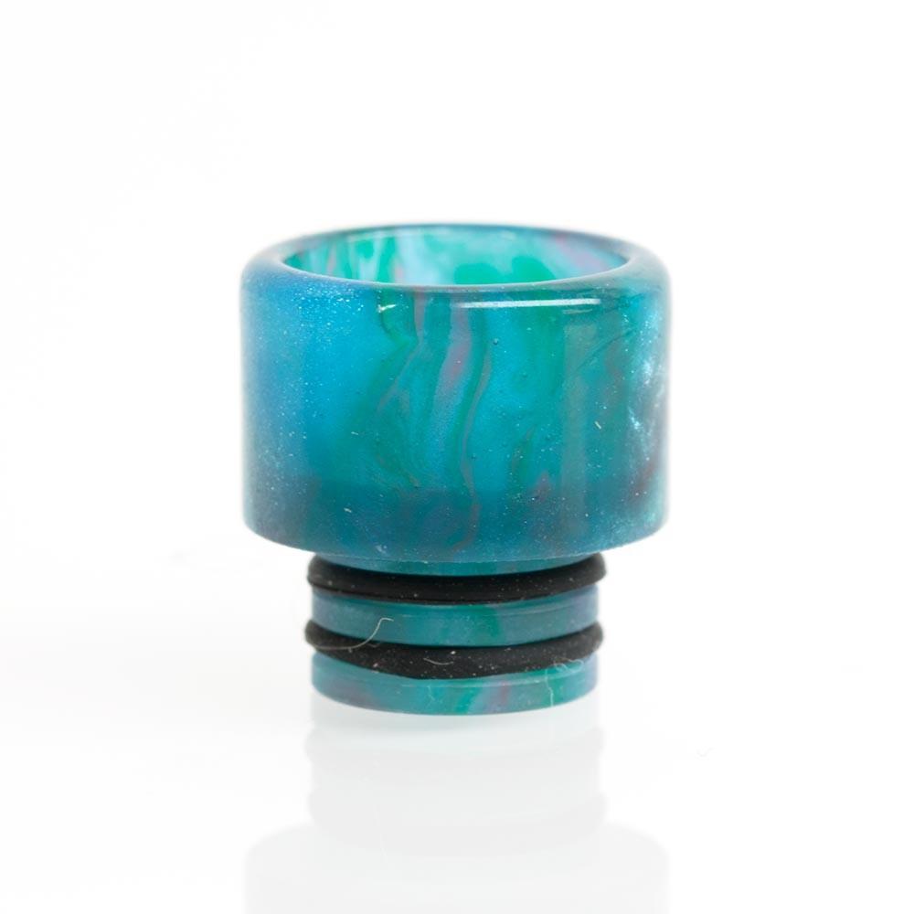 510 Demon Killer Resin Drip Tips blue green