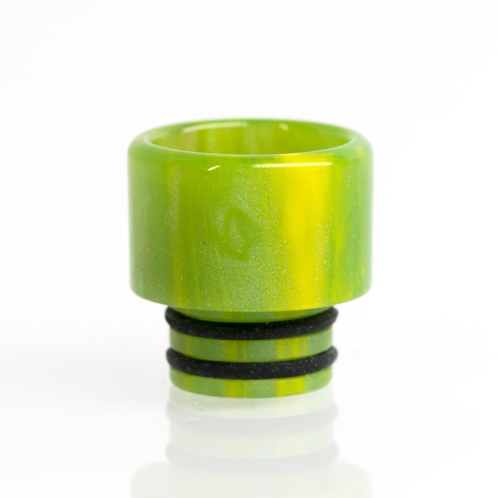 510 Demon Killer Resin Drip Tips ight green