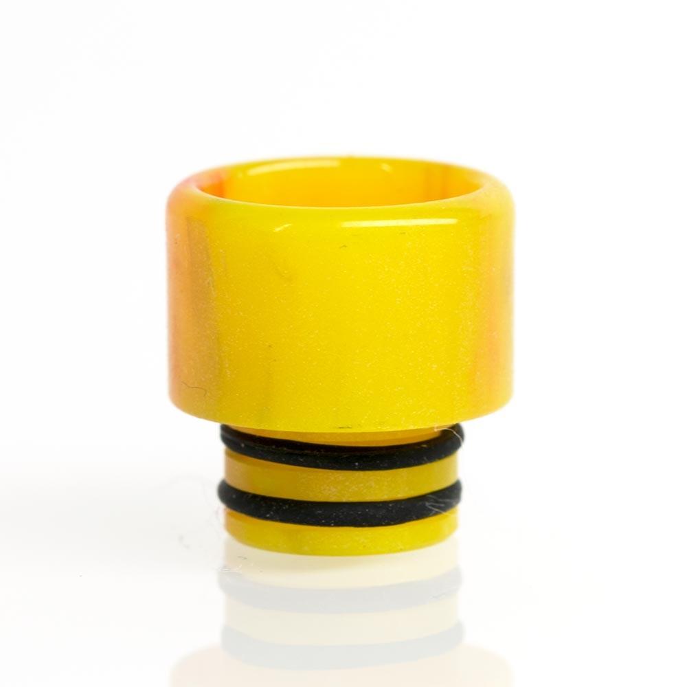 510 Demon Killer Resin Drip Tips yellow