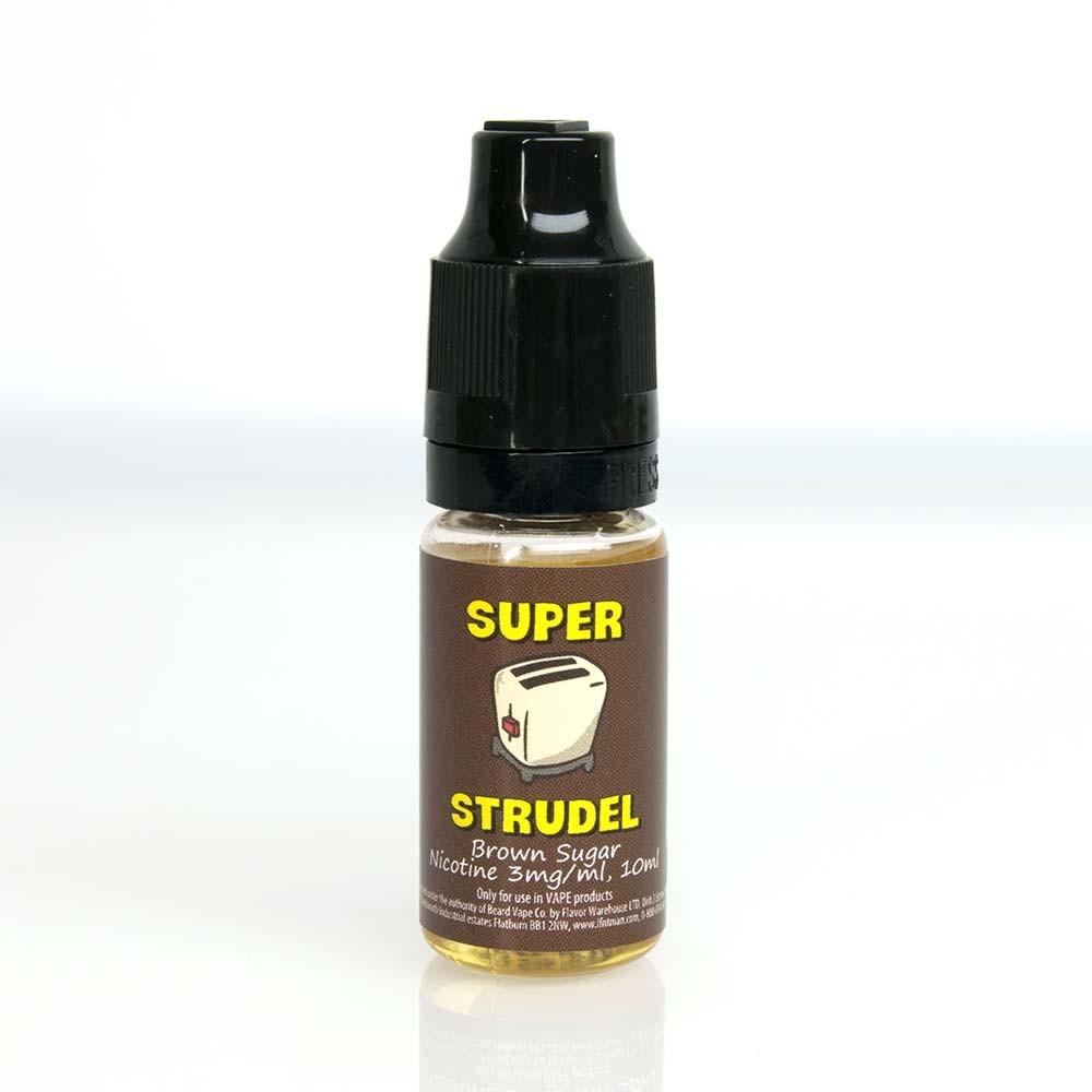Super Strudel Brown Sugar single 10ml tpd