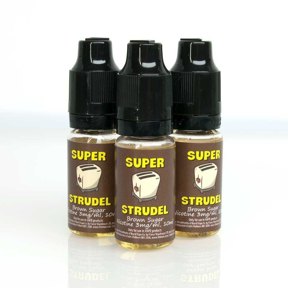 Super Strudel Brown Sugar ejuice