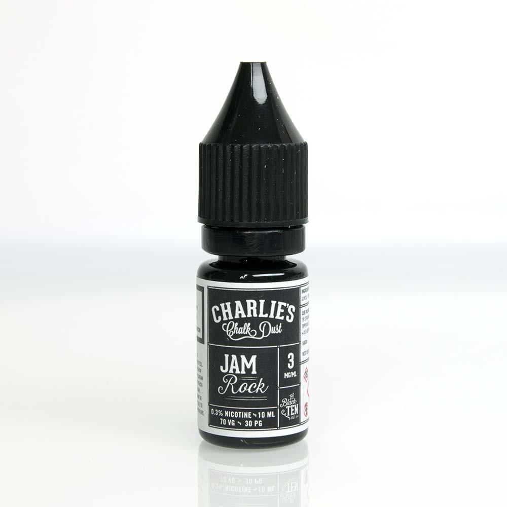 Charlies Chalk Dust Jam Rock ejuice