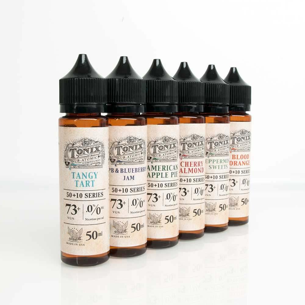 Tonix ShortFill E Liquid group 2