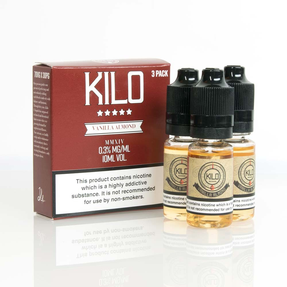 Kilo Vanilla Almond Milk e liquid