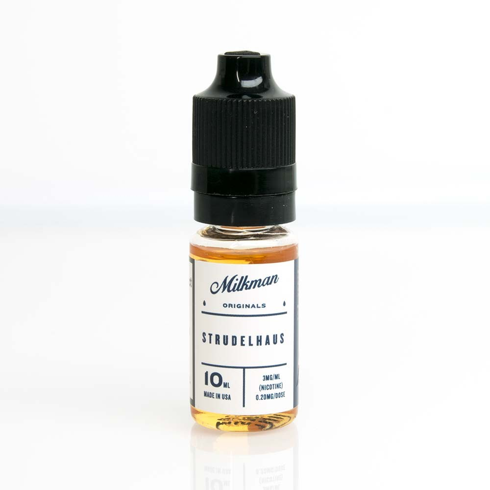 Milkman Strudelhaus single 10ml tpd bottle