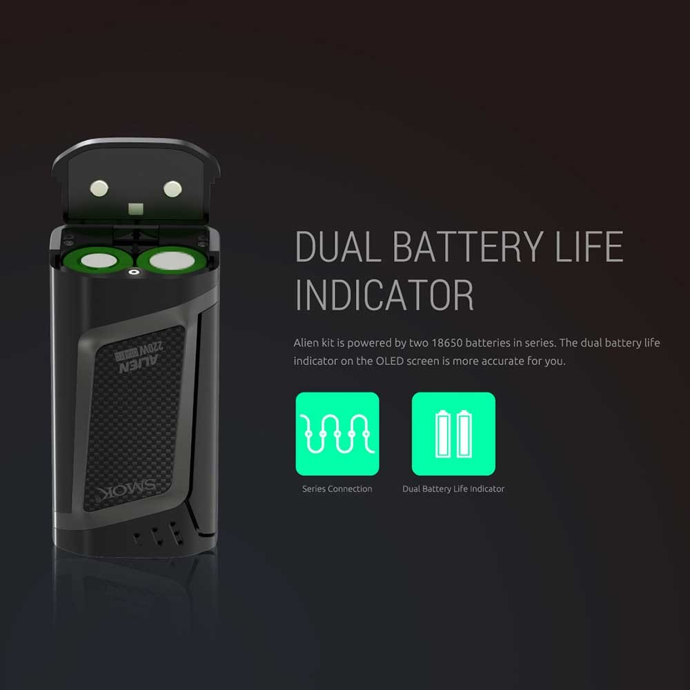 Smok ALIEN battery