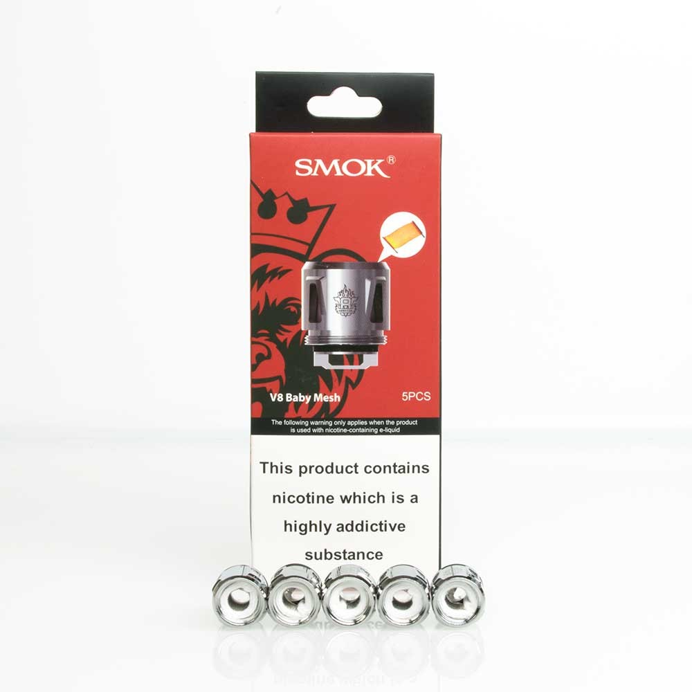 Baby Prince MESH Coils (5 Packs)