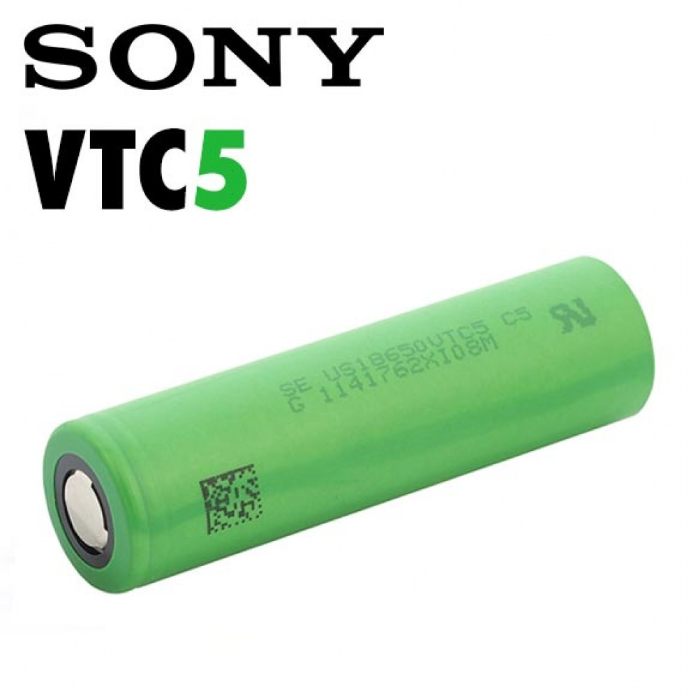 How to Spot a Fake Sony VTC5 Battery