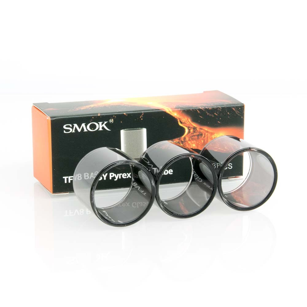 3x SMOK 3ml Baby Beast Glass (black)