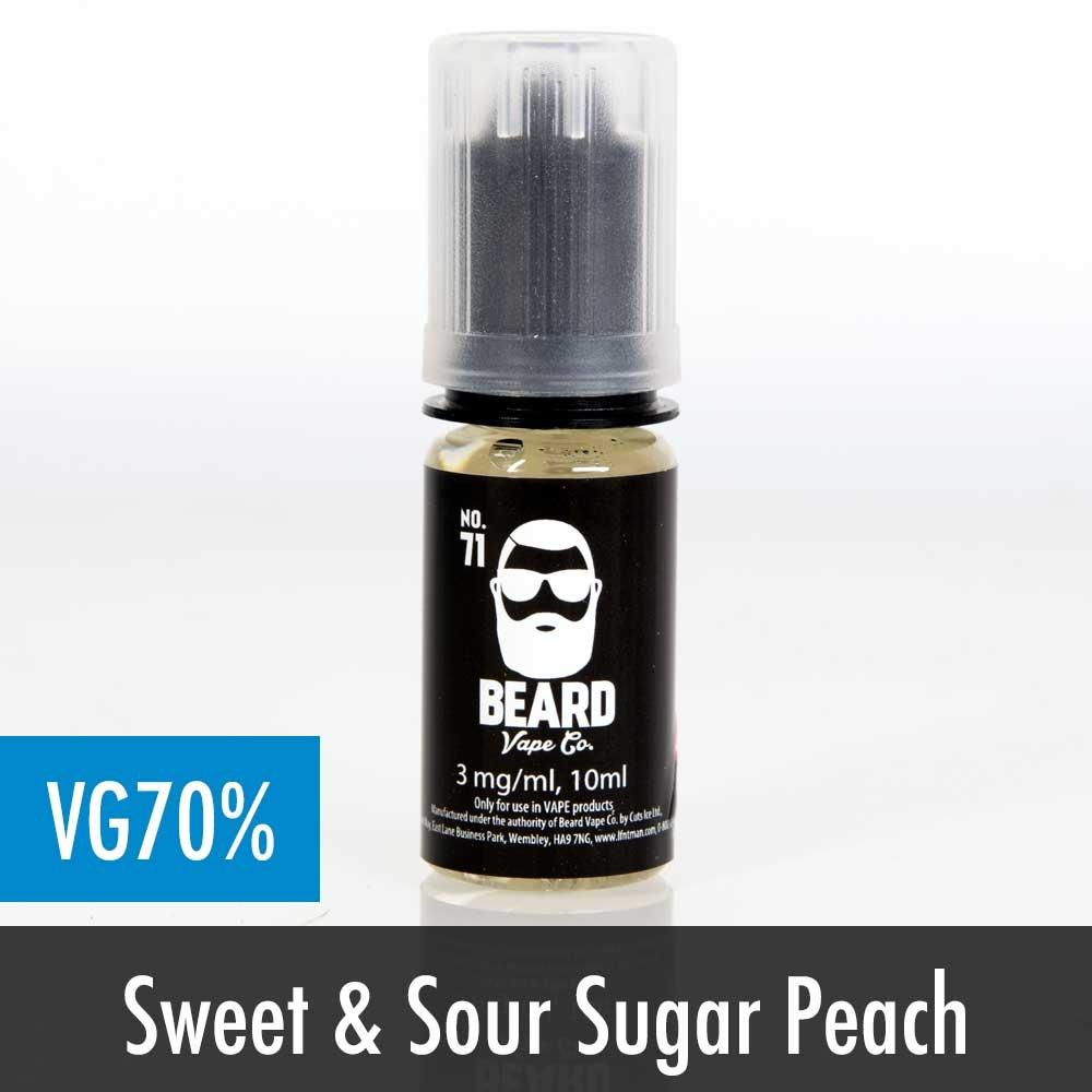 Beard Vape No. 71 E Liquid