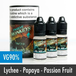 Twelve Monkeys Tropika ejuice