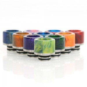 510 Steel / Epoxy Resin Drip Tips group