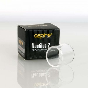 Aspire Nautilus 2 Replacement Glass 2ml
