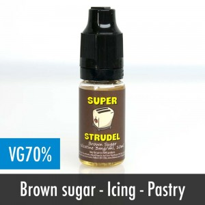 Super Strudel Brown Sugar eliquid