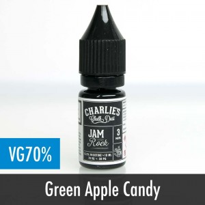 Charlies Chalk Dust Jam Rock eliquid