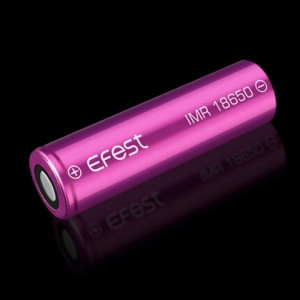 Efest 18650 3000mah 35Amp Battery 1