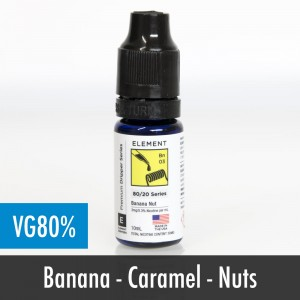 Element Banana Nut eliquid