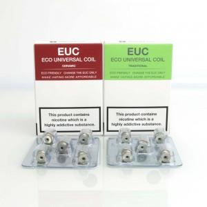 Vaporesso EUC Coils for Drizzle Kit (5 Pack) main
