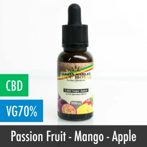 JuJu Royal Reggae Splash CBD E-Liquid