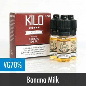 Kilo Banana Milk e liquid