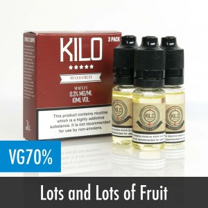 Kilo Mixed Fruit eliquid