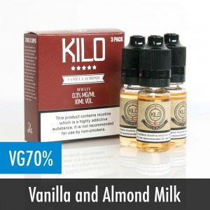 Kilo Vanilla Almond Milk ejuice