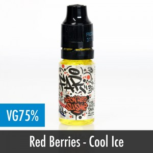 FAR Neon Red Slushie eliquid