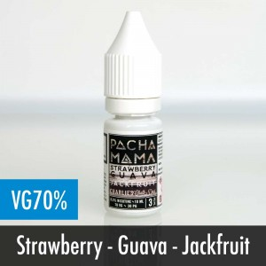 Pacha Mama Strawberry, Guava, Jackfruit ejuice
