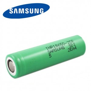 Samsung 25R 18650 2500mah 20Amp Battery