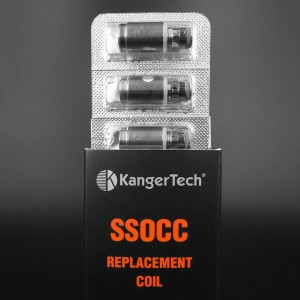 Kangertech SSOCC Replacement Coils - 5 Pack