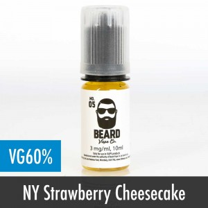 Beard Vape No. 05 e liquid