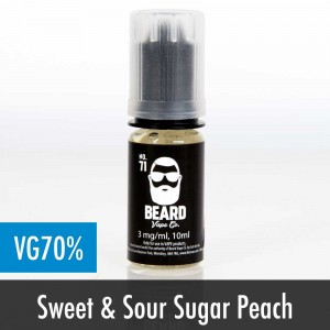 Beard Vape No. 71 E Liquid