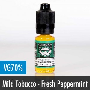 Cosmic Fog Chilled Tobacco e liquid