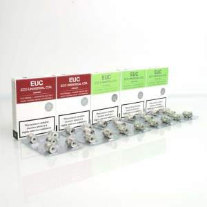 Vaporesso EUC Coils for Veco Tanks / Kits (5 Pack) Main