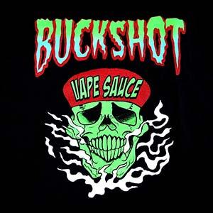 buckshot vapor logo