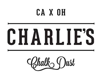 charlies chalk dust logo