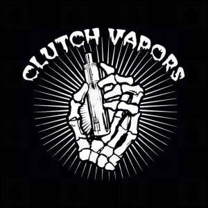 clutch vapor logo