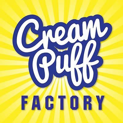 creampuff factory logo