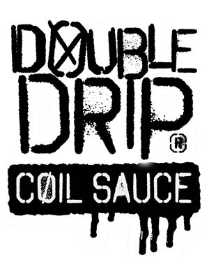 double drip coil sauce logo