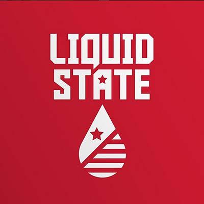 Liquid state elquids logo