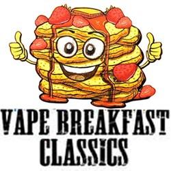 Vape Breakfast Classics Eliquids