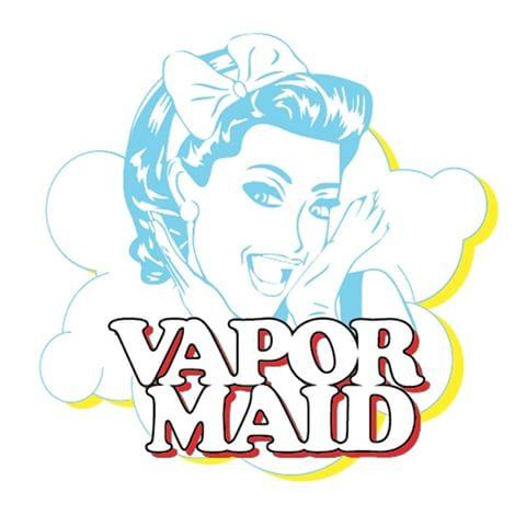 Vapor Maid elquids logo