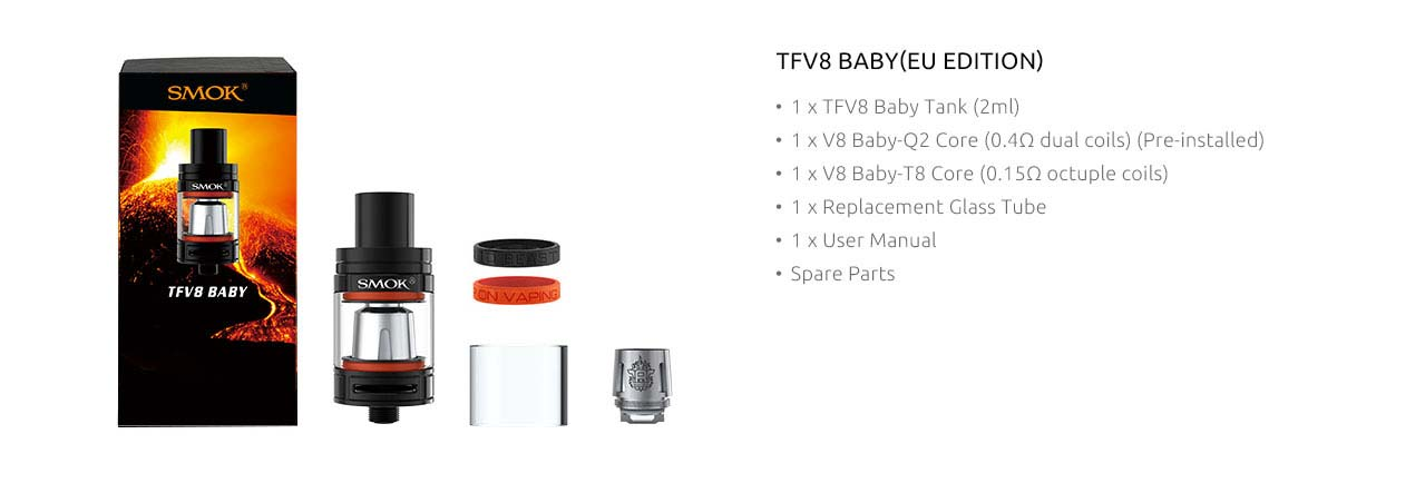 tfv8 cloud beast contents